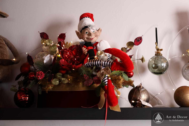 Χριστουγεννιάτικες συνθέσεις
